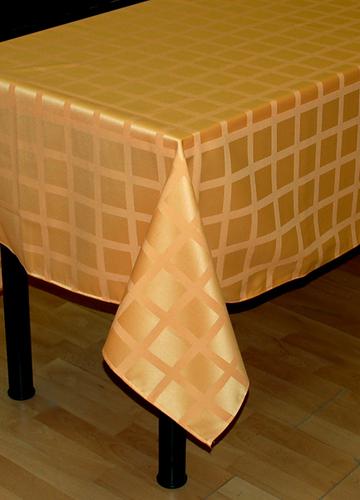 Скатерть квадратная Mati Orange