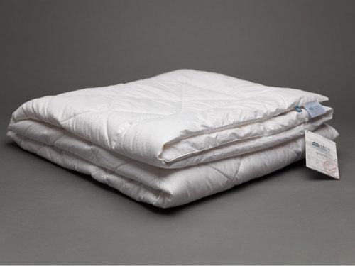 Одеяло стеганое всесезонное 155х200 Angora Familie Wool