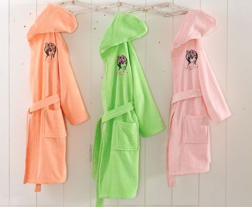 Детский банный халат Virginia Secret 4-6 лет