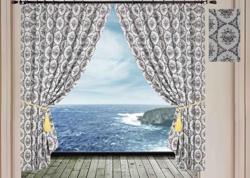 Жаккардовые шторы SL V7