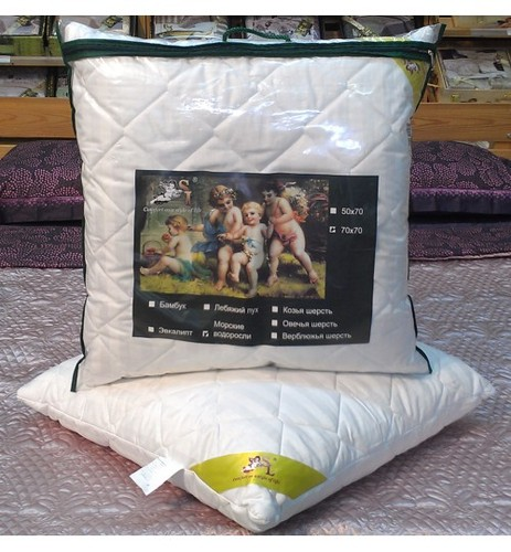Подушка эвкалиптовая SL 70х70 см