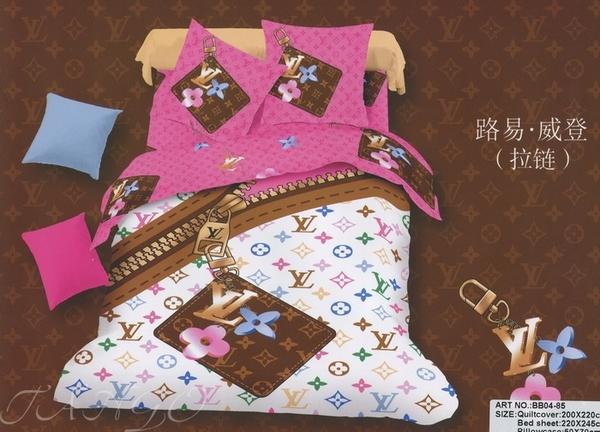 Постельное белье Louis Vuitton bb04-85