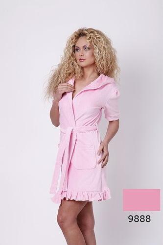 Женский халат Verginia Secret Pink V2