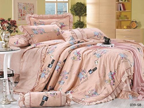 Детское постельное белье Cleo 55/039-sb