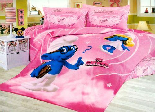 Детское постельное белье Smurfs СВ10-59