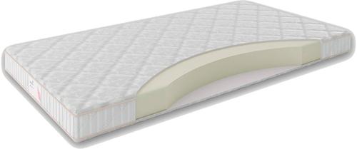 Беспружинный матрас для детей CIPOLLINO 60х120 см