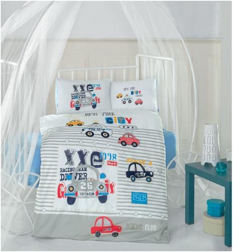 Детское постельное белье CITY CAR