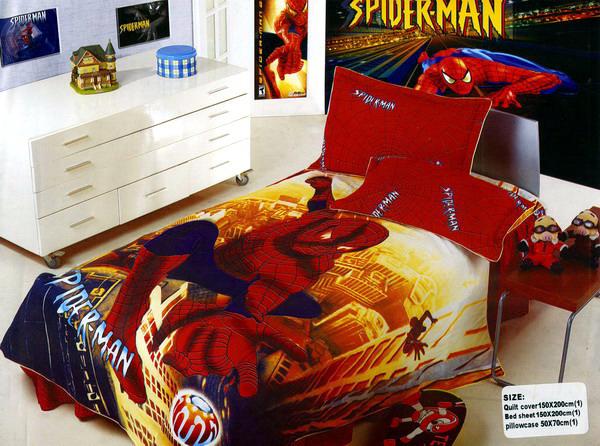 Детское постельное белье Spider-Man СВ10-41
