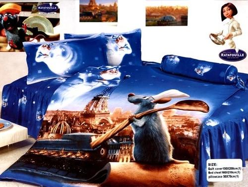 Детское постельное белье Ratatouille СВ10-43