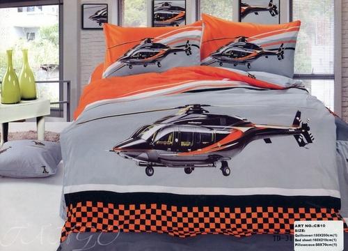 Детское постельное белье Helicopter СВ10-08