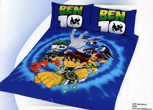 Детское постельное белье Ben10 СВ10-53