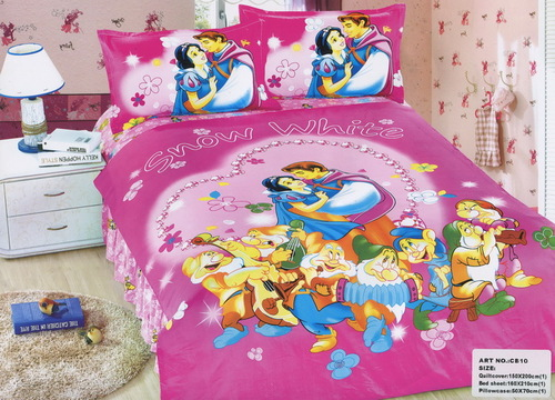"""Детское постельное белье """"Boy&Girl"""" Snow White"""