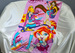 Пляжное полотенце Winx 2
