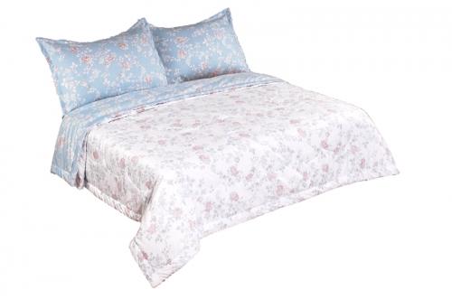 Комплект для сна Делиция (голубой) 1.5 спальный