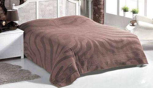 Простыня 200х220 см Gobel Bamboo Tiger Brown