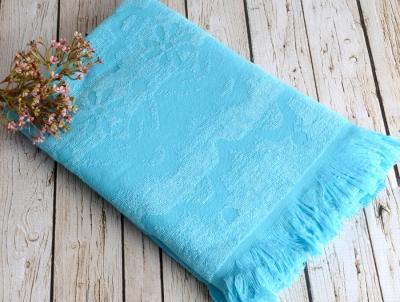 Пляжное полотенце 75х150 Irya Daisy Turkuaz