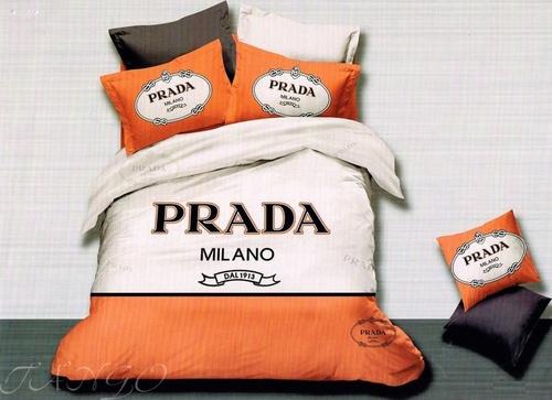 Постельное белье Tango Saten Brands 2.0 Prada