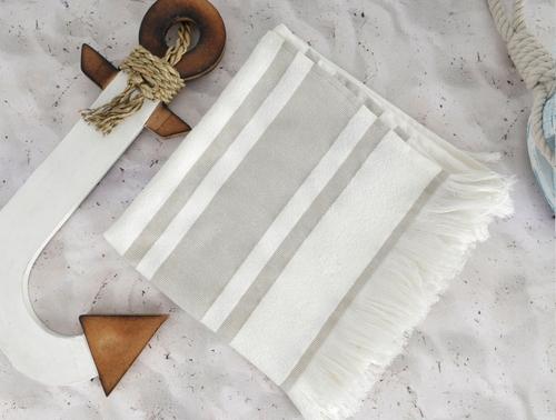 Пляжное полотенце 50х90 Irya Derin Cream