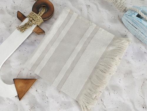 Пляжное полотенце 50х90 Irya Derin Stone