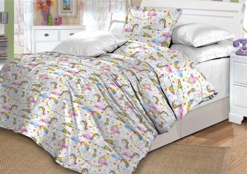 Детское постельное белье Valtery Единороги V1