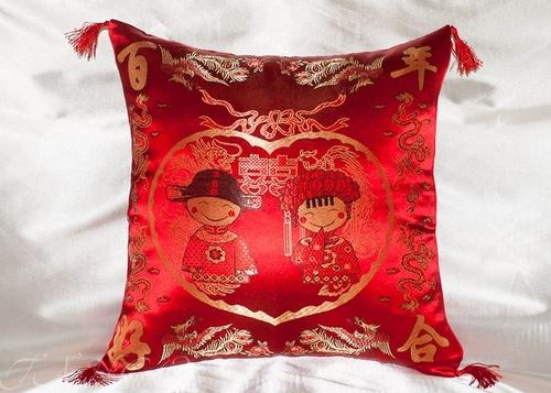 Наволочка декоративная China Ode