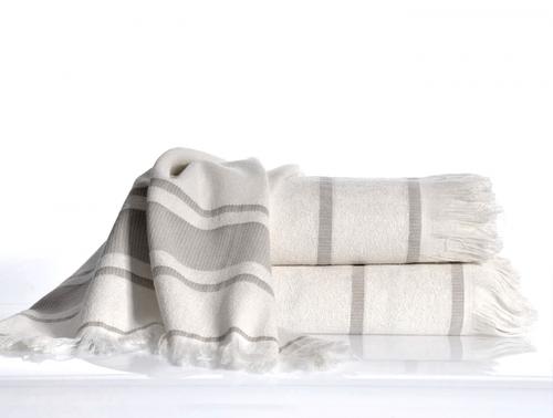Пляжное полотенце 80х160 Irya Duru Beyaz