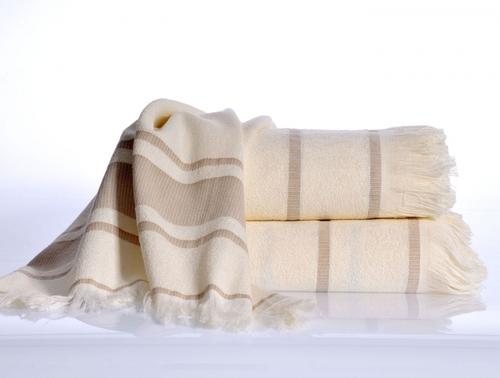 Пляжное полотенце 80х160 Irya Duru Kream