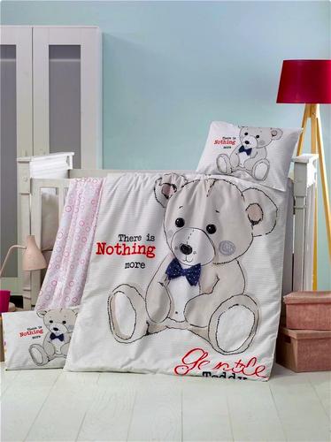 Детское постельное белье Victoria baby Teddy