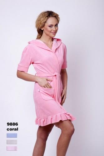 Женский халат Virginia Secret Pink V3