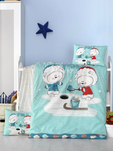 Детское постельное белье Victoria baby South Polee