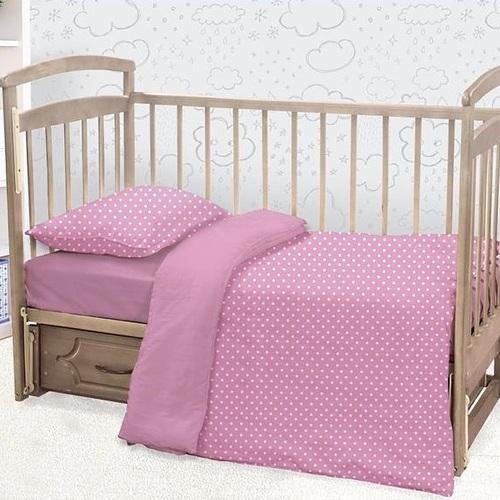 Детское постельное белье Этель Розовые сны ET-100-b