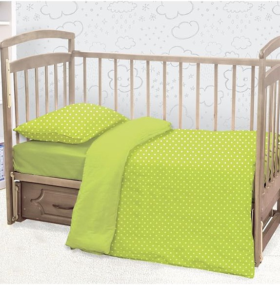 Детское постельное белье Этель Мятная карамель ET-103-b