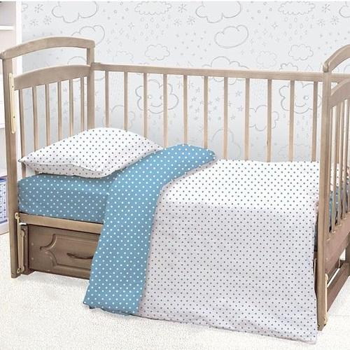 Детское постельное белье Этель Голубая мечта ET-106-b