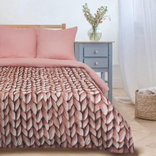 Постельное белье Этель Мягкие сны розовый ET-504-3