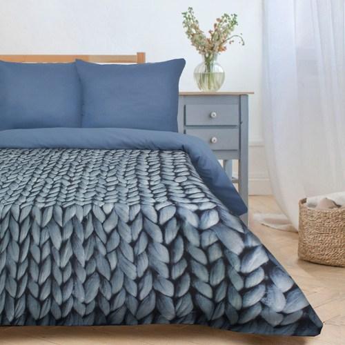 Постельное белье Этель Мягкие сны синий ET-505-1