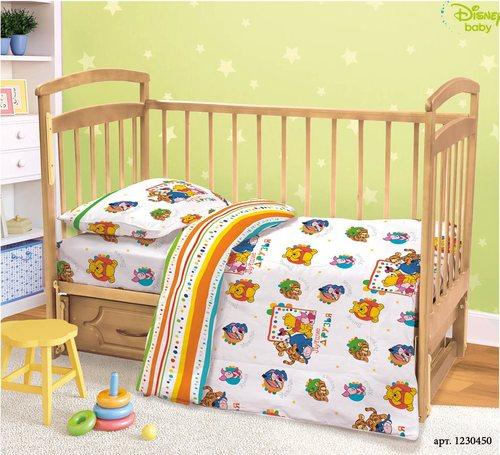 Детское постельное белье Этель Disney Лучшие друзья ETD-450-b