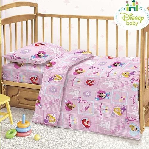 Детское постельное белье Этель Disney Принцессы ETD-451-b