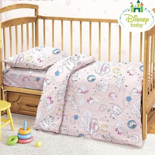Детское постельное белье Этель Disney Маленькие детки ETD-453-b