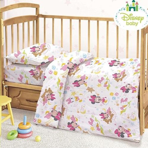 Детское постельное белье Этель Disney Малышка Минни ETD-454-b