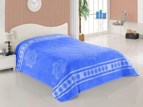 Простыня 200х220 см Yatak Ortusu Cotton Blue