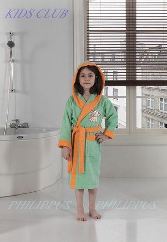 Детский банный халат Philippus 3-4 года
