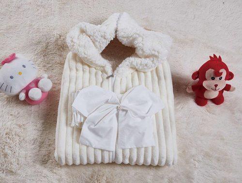 Одеяло-конверт Infanty (молоко)