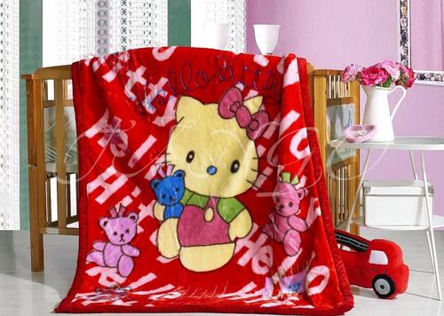 Детский плед Tango Hello Kitty