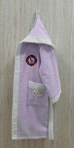 Детский банный халат Volenka Юнга Lilac 10-12 лет