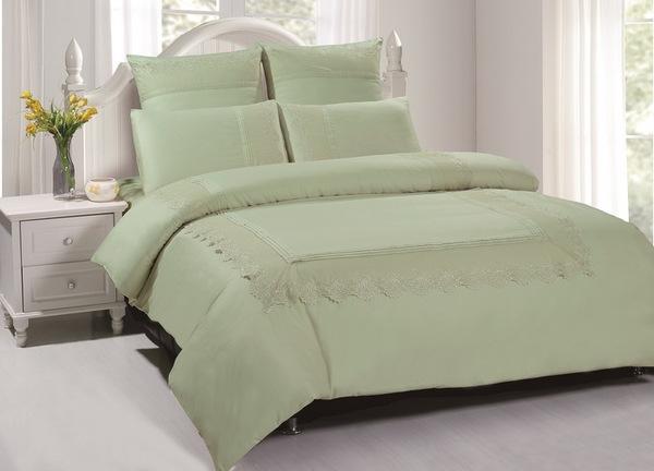 Постельное белье Guipure Green