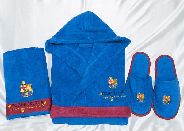 Банный комплект Barcelona Blue
