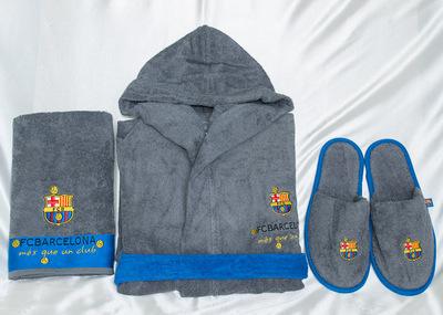 Банный комплект Barcelona Grey