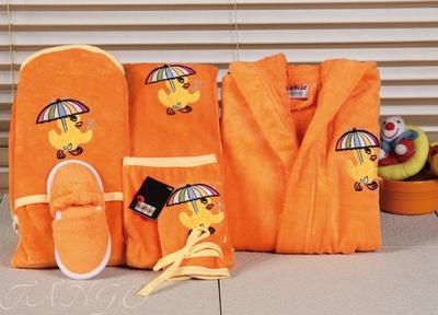 Банный комплект Turkiz Orange