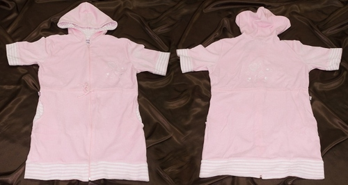 Халат женский Virginia Secret Pink V5