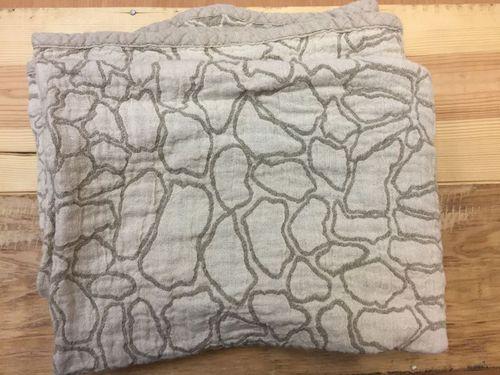 Банное полотенце Stone skin 80х130 см